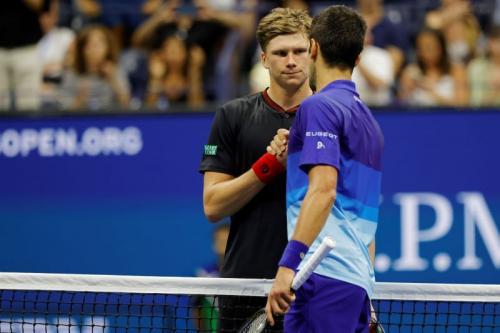 Djokovic vs Brooksby