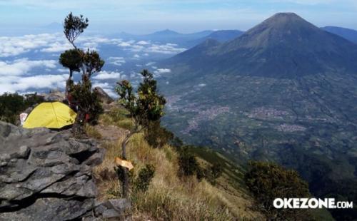 Gunung. (Foto: Okezone)