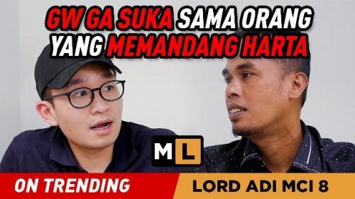 Chef Ade Koerniawan dan Lord Adi MasterChef Indonesia Season 8. (Foto: YouTube Ade Koerniawan)