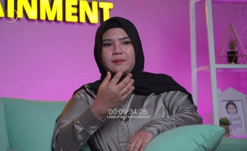 Rosa Meldianti ungkap alasannya mengenakan hijab. (Foto: Langit Entertainment)
