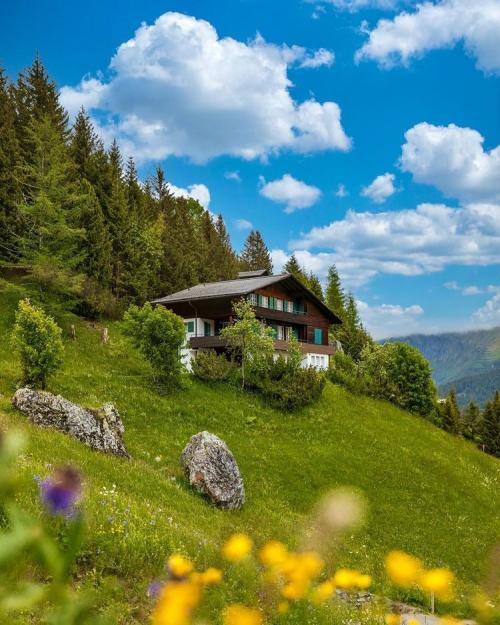 Desa Murren, Swiss