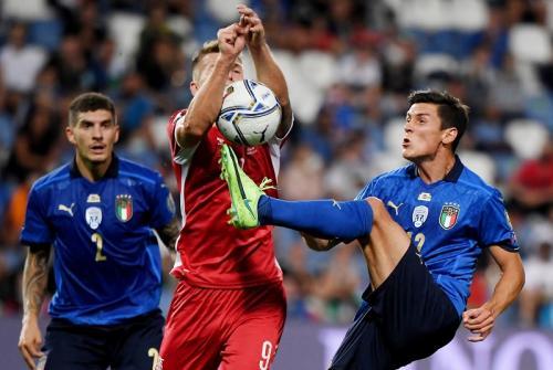 Timnas Italia vs Lithuania