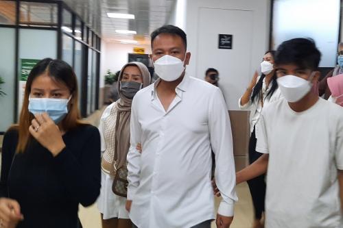 Vicky Prasetyo ajukan banding atas vonis 4 bulan penjara untuknya. (Foto: MNC Portal Indonesia)