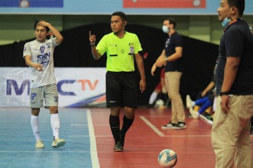 Wasit futsal Indonesia