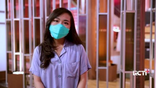 Nadya MasterChef Indonesia Season 8. (Foto: RCTI Plus)