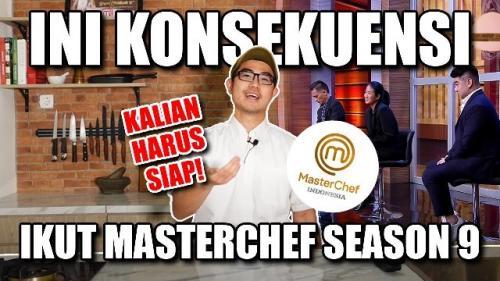 Bryan MasterChef Indonesia Season 8. (Foto: YouTube Bryan Ferrysienanda)