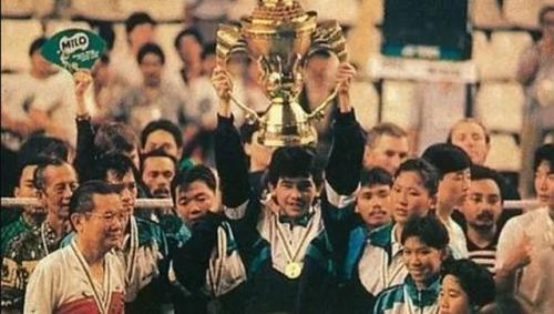 Sejarah Sudirman Cup