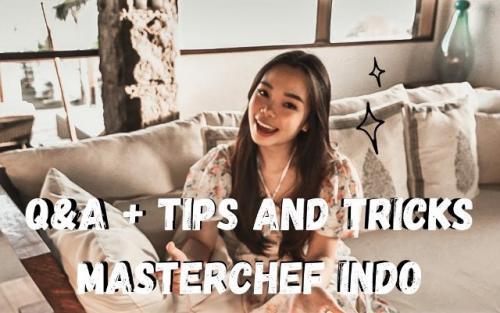 Jesselyn juara MasterChef Indonesia Season 8. (Foto: YouTube Jesselyn Lauwreen)
