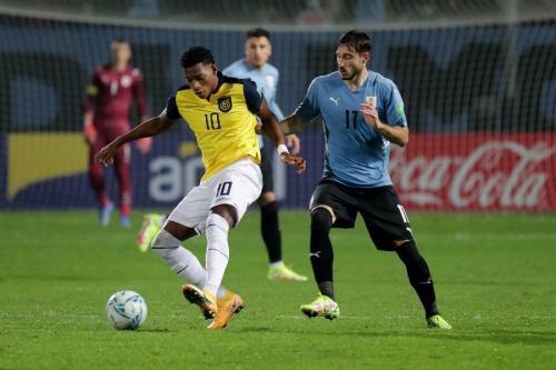 Uruguay vs Ekuador (Foto: Reuters)