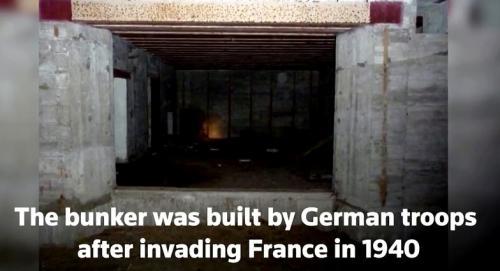 Bunker Jerman Jadi Wisma
