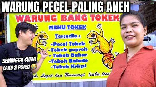 Warung Pecel Tokek