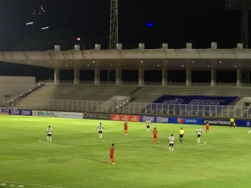 Madura United vs PSM Makassar (Foto: MPI/Admiraldy Eka Saputra)