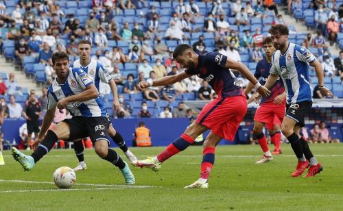 Espanyol vs Atletico Madrid