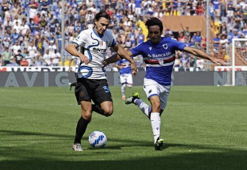 Sampdoria vs Inter Milan