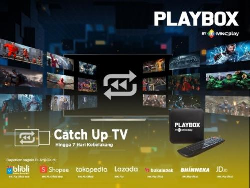 PLAYBOX by MNC Play. (Foto: MNC Play)