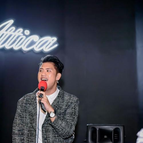 Ricky Cuaca geram dituding kurus karena narkoba. (Foto: Instagram/@rickycuaca)
