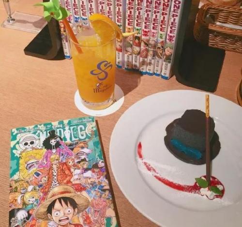 Mugiwara Cafe