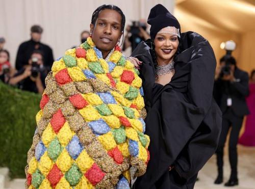 Rihanna dan ASAP Rocky
