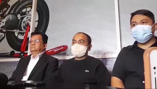 Mansyardin Malik membantah melakukan seks anal pada mantan istrinya, Marlina Octoria. (Foto: Intens Investigasi)