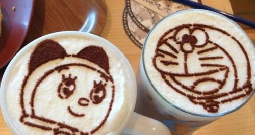 Kafe Doraemon
