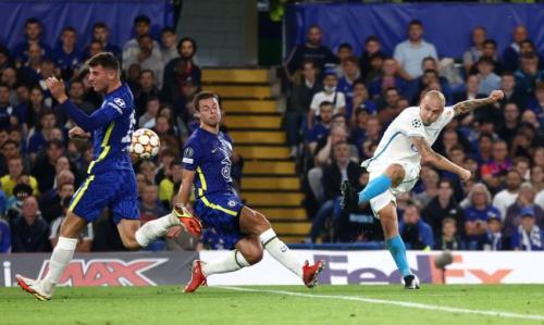 Chelsea vs Zenit Tanpa Gol di Babak Pertama