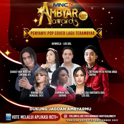 Ambyar Awards MNCTV 2021