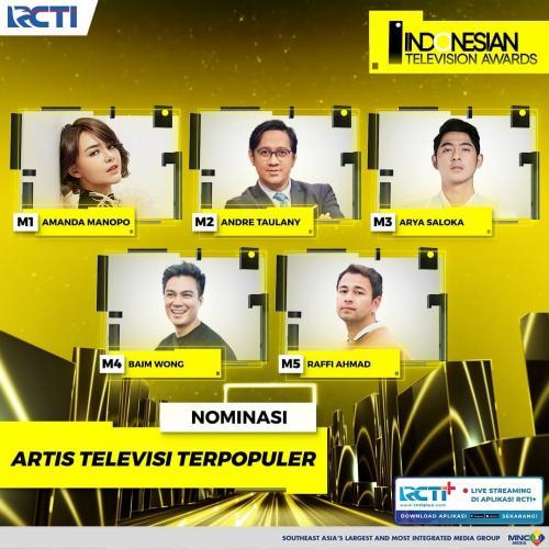 Indonesian Television Awards 2021.
