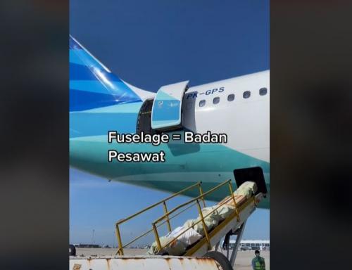 Persiapan Pesawat Sebelum Terbang
