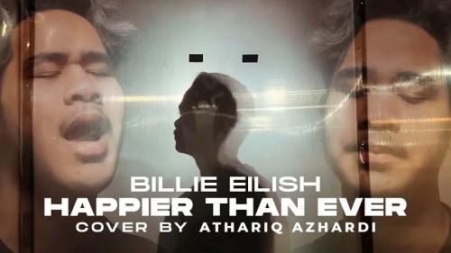Azhardi Athariq rilis video cover lagu Happier Than Ever dari Billie Eilish. (Foto: YouTube/AthariqOfficial)