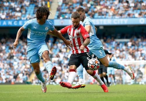 Man City vs Southampton (Foto: Reuters)