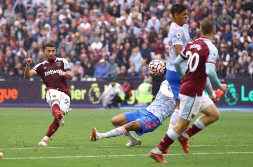West Ham vs Man United (Foto: Reuters)