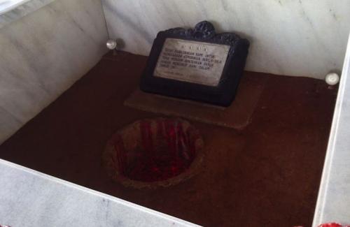 Sumur Tempat Pembantaian Jenderal oleh PKI