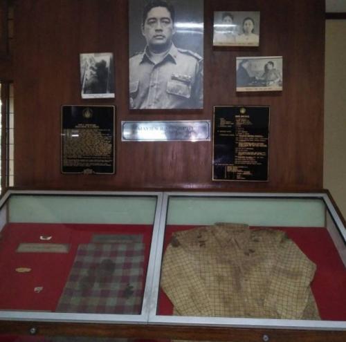 Museum Pengkhianatan PKI di Lubang Buaya