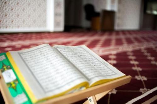 Ilustrasi ayat-ayat suci Alquran. (Foto: Unsplash)