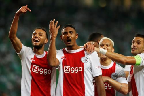 Ajax Amsterdam (Foto: Reuters)