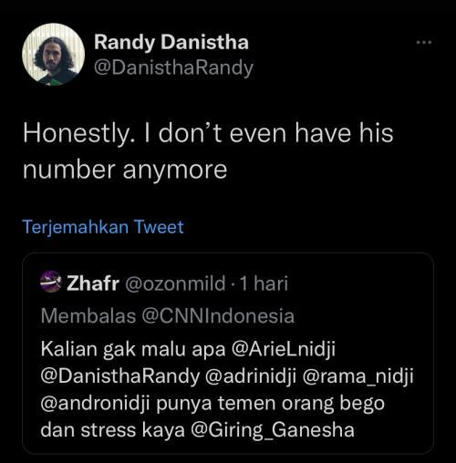 Randy Danistha