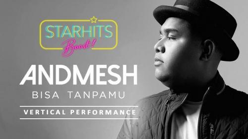 Andmesh Kamaleng live performance. (Foto: StarHits Music)