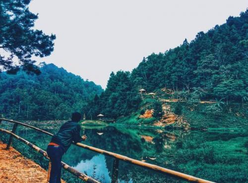 Wisata Situ Wulukut