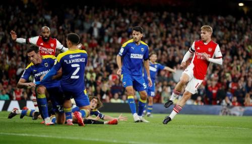 Arsenal vs Wimbledon