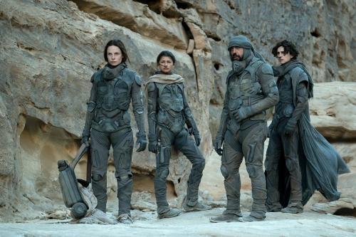 Film Dune. (Foto: Warner Bros)
