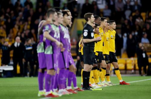 Wolverhampton vs Tottenham