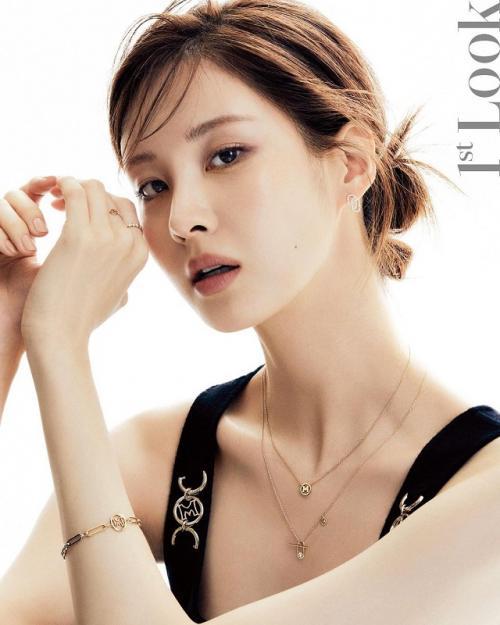 Seohyun SNSD. (Foto: 1st Look)
