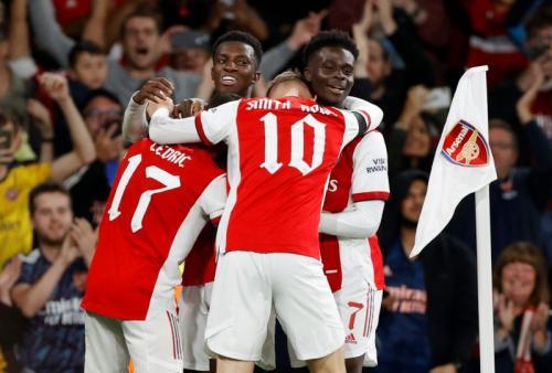 Arsenal (Foto: Reuters)