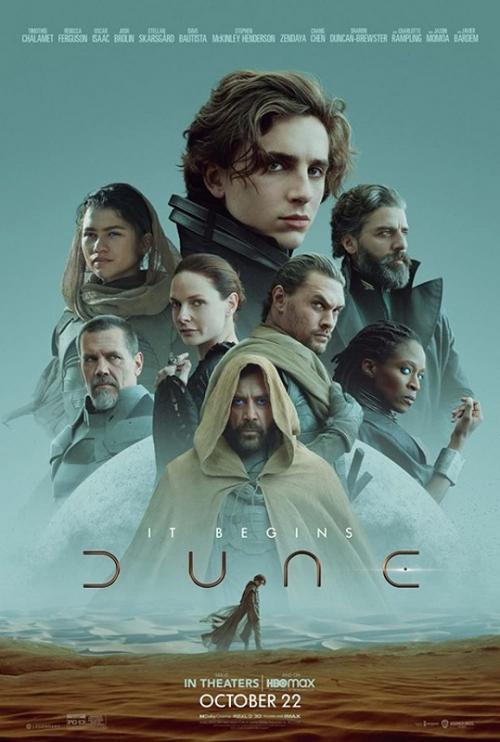 Sinopsis Dune. (Foto: Warner Bros)
