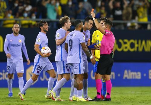 Cadiz vs Barcelona