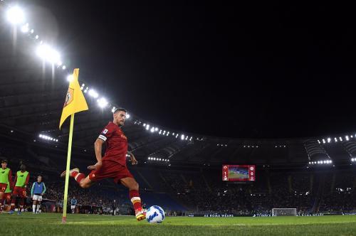 Lorenzo Pellegrini (Foto: Reuters)