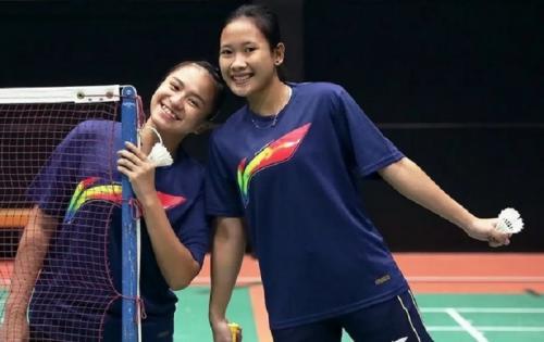 Melati Daeva Oktavianti dan Pitha Mentari Haningtyas. Foto: Instagram/@badminton.ina