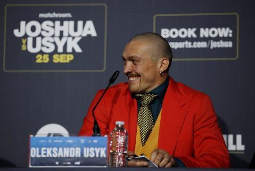 Oleksandr Usyk (Foto: Reuters)