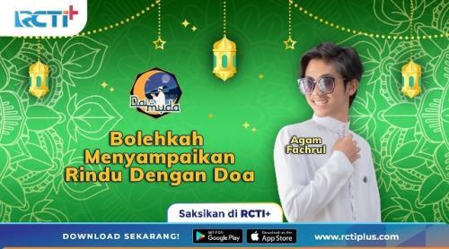 Ustadz Agam Fachrul. (Foto: RCTI Plus)