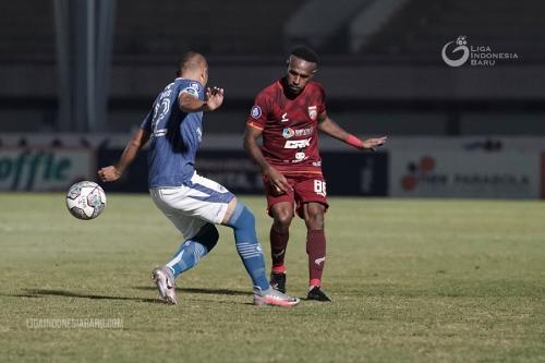 Persib Bandung vs Borneo FC (Foto: Liga Indonesia Baru)